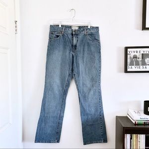 Levi Strauss Jeans Light Wash Mid Rise Bootcut